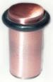 Ограничитель двери 588-1 медь (602-021)