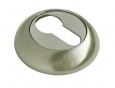 Накладка на петлю AGB E00123.14.16 (к 119 петле) мат. никель