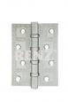 Петля RENZ DECOR MR 100-4BB FH SN никель матовый (греческий орнамент)
