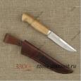 Охотничий нож НР2- «Лондон» из стали ЭИ-107, орех, латунь в никеле