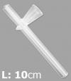 Трубка Glass Kawum L 10