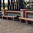 Садовые скамейки