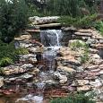 Камень для искусственного водоема