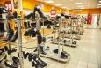 Мебель для сетевых фирменных магазинов