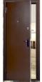 Стальная дверь ДС - 120