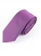 Галстук 5 см фиолетовый