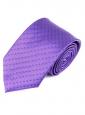 Галстук 7 см фиолетовый