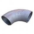 Отвод сталь крутоизогнутый 90гр бесшовный оц