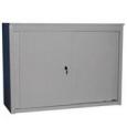 Архивный шкаф с дверями-купе ALS 8812