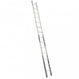 Лестница односекционная профессиональная Алюмет P1 9114