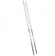 Лестница односекционная профессиональная Алюмет P1 9116