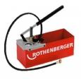 Насос для опрессовки Rothenberger TP-25