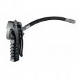 Пистолет для раздачи консистентной смазки с Z-образным шарниром и резиновым шлангом Samoa 413082