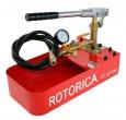 Ручной опрессовщик Rotorica Rotor Test ECO
