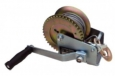 Лебедка ручная барабанная LHW 1600 (лента)