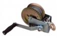 Лебедка ручная барабанная LHW 3000 (канат)