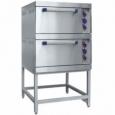 Двухсекционный жарочный шкаф ШЖЭ-2