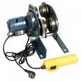 Тележка электрическая для мини электрической тали - 1 т., 16 кг.