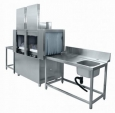 Туннельная посудомоечная машина МПТ-1700