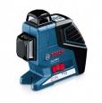 Лазерный нивелир Bosch GLL 2-80 P + вкладка под L-Boxx