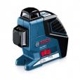 Лазерный нивелир Bosch GLL 2-80 P + держатель BM1 и приемник LR2 в L-Boxx