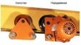 Тележка к тали модели CD (тележка для ворот) 1 т. холостая