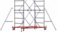 Вышки-туры стальные Zitrek МЕГА 1 - 5,0м (3 секции)