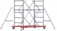Вышки-туры стальные Zitrek МЕГА 1 - 7,4м (5 секций + ст)