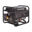 Гибридный генератор Hyundai HHY 3000FG, hourmeter, LPG kit
