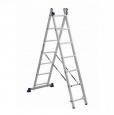 Лестница двухсекционная Алюмет H2 5207