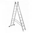 Лестница двухсекционная Алюмет H2 5210