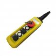 Пульт 4 кнопочный, 1 ступенчатые кнопки XАС-A4713Y
