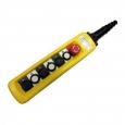 Пульт 6 кнопочный, 2 ступенчатые кнопки XАС-A6913