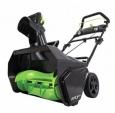 Снегоуборщик аккумуляторный GreenWorks GD80SB