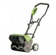 Снегоуборщик электрический GreenWorks GES10 (40 cм)