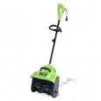 Снегоуборщик электрический GreenWorks GES8 (30 см)