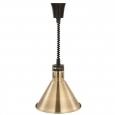 Лампа инфракрасная Hurakan HKN-DL800 бронза