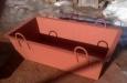 Ящик каменщика для раствора ТРПО-0.25 (облегченный)