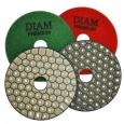Алмазный гибкий шлифовальный круг DIAM Dry-Premium Buff