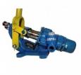Ручной насос для опрессовки ГН-200 (ступень низкого/высокого давления)