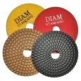 Алмазный гибкий шлифовальный круг DIAM Wet-Standart Buff