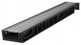 Лоток Ecoteck STANDART 100.65 h69 с решеткой стальной, кл.А15