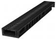 Лоток Ecoteck STANDART 100.65 h69 с решеткой пластиковой, кл.А15 2