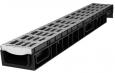 Лоток Ecoteck MEDIUM 100.65 h85 с решеткой пластиковой, кл.В125