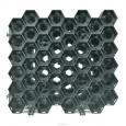 Газонная решетка  Ecoteck Green черная, в м2 - 5,29 модуля