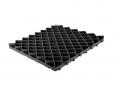 Газонная решетка  Ecoteck Parking М черная, в м2 - 1,41 модуля