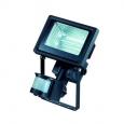 357192 NT15 048 чёрный Накладной светильник с ИК датчиком движения IP54 20LED*0,5W 10W 220V ARMIN