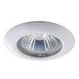 Встраиваемый светильник светильник GX5.3 50W 12V TOR 369111 NT09 279 белый свет