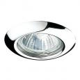 Встраиваемый светильник светильник GX5.3 50W 12V TOR 369112 NT09 279 хром