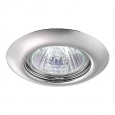Встраиваемый светильник светильник GX5.3 50W 12V TOR 369115 NT09 279 никель